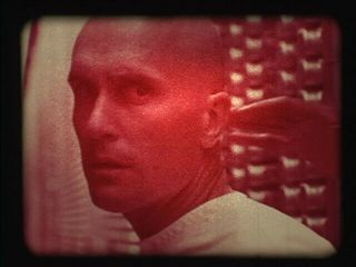 THX - 1138 16mm full feature film with rare scene George Lucas ' first feature. 7