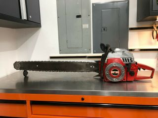 Jonsereds 111s - Rare Vintage Chainsaw Complete,  Runs,  Full Wrap