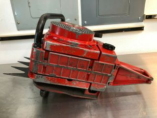 Jonsereds 111S - Rare Vintage Chainsaw Complete,  Runs,  Full Wrap 3