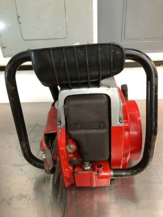 Jonsereds 111S - Rare Vintage Chainsaw Complete,  Runs,  Full Wrap 4