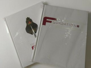 Fzd Foundation 01&02 (out Of Print,  Very Rare,  Signed,  Not Separately)