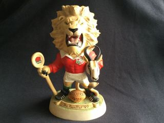 Rare Lion Rugby John Hughes Grogg,  South Africa 1974,  The Recall Of '99