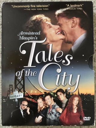 Tales Of The City Collector