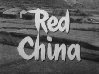 Extremely Rare 16mm Film China Communist Revolution & Rise Of Mao Movie