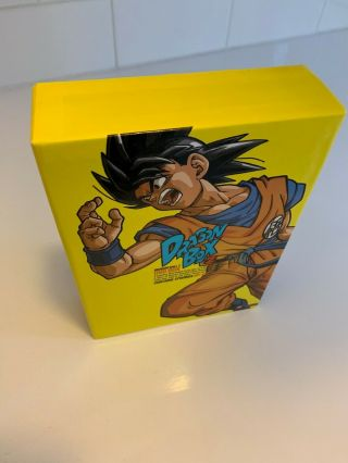 DRAGONBALL Z DRAGON BOX VOLUME 1 RARE OOP R4 DVD 4