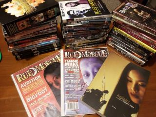 Takashi Miike Fan Starter Pack 35 Dvds Many Very Rare,  Book,  More