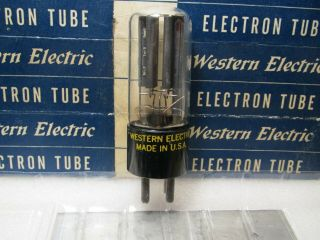 Rare Western Electric Vacuum Tube Rectifier 2