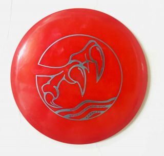 Roc Special Blend Star Innova Disc Golf Sb 2006 06 Midrange Rare Rancho 180 Red