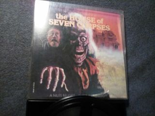 8 Color Sound 400 Foot - Rare - The House Of Seven Corpses Color