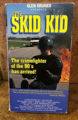 The Skid Kid (vhs) 90