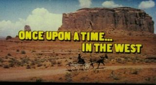 35mm Rare Classic Trailer - Once Upon A Time In The West - 1968 - Ib Technicolor