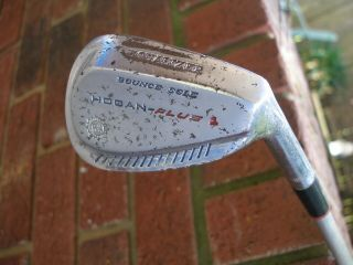 Hogan Plus 1 Equalizer Wedge Rare From 1960