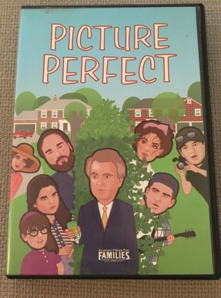 Picture Perfect Dvd Feature Films For Families Rare Dave Thomas Richard Karn