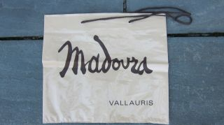 Madoura Picasso Ceramic Pottery Ramie Vallauris France Bag Rare