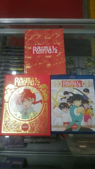 Ranma 1/2: Set 1 Collector