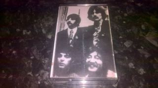 The Beatles - Ultra Rare Trax Vol 1 & 2 Studio Outtakes 1962 - 67 Cassette