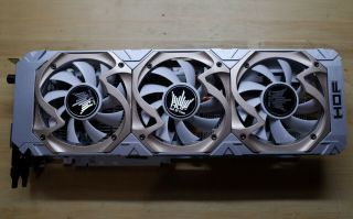Rare Nvidia Galax Geforce Hall Of Fame Gtx 960 Gaming Graphics Videocard Hof