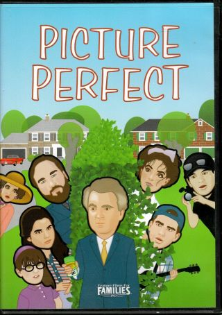 Picture Perfect Dvd,  Feature Films For Families Rare Dave Thomas Richard Karn