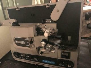 Bell & Howell Filmosonic 1776 8 Sound Rare Machine