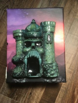 Masters Of The Universe:30th Anniversary Collectors Edition Dvd Box Set Rare Ltd