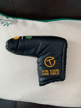 Scotty Cameron Putter Headcover - Circle T,  For Tour Use Only,  Rare