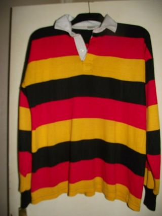 Rare Dewsbury Rams 1980s Rugby League Shirt Xl Good Cond 40 Year Old