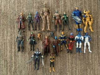 Marvel legends 4