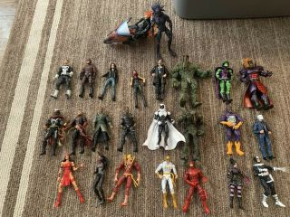 Marvel legends 8
