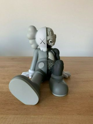 KAWS Grey Dissected Resting Companion,  2013 Fake - Edition of 500 2