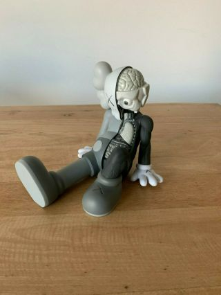KAWS Grey Dissected Resting Companion,  2013 Fake - Edition of 500 3