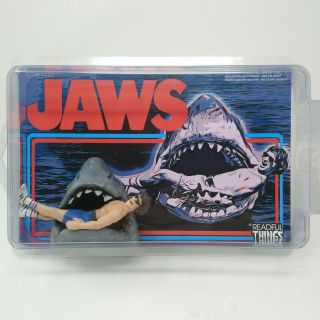 Jaws - Steven Spielberg - Readful Things - Action Figure - Great White Shark
