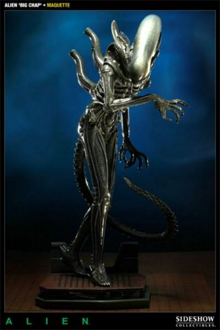Sideshow Collectibles Alien Big Chap Maquette