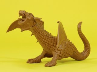 Unreleased Prototype Advanced Dungeons & Dragons Ad&d D&d 1983 Ljn Wyvern