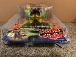 1997 Street Wise Designs Muscle Mutts SUGAR TOOTH Figure RARE Street Sharks 8