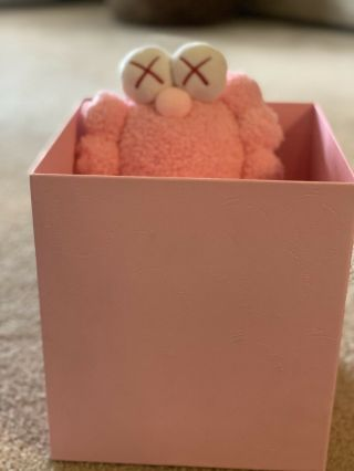 Kaws Bff Pink Plush Limited Edition 2019 100 Authentic In Hand