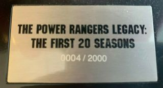 Shout Factory Mighty Morphin Power Rangers Legacy Complete Series 98 DVD Set 3