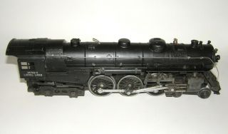 Lionel No.  763E Hudson Steam Locomotive w/ 2226WX Tender OBs NO RES (DAKOTApaul) 2