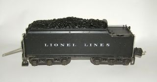 Lionel No.  763E Hudson Steam Locomotive w/ 2226WX Tender OBs NO RES (DAKOTApaul) 7