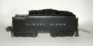 Lionel No.  763E Hudson Steam Locomotive w/ 2226WX Tender OBs NO RES (DAKOTApaul) 8