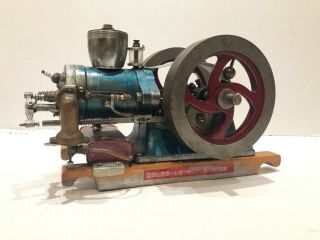 Coles Hit And Miss Gas Engine