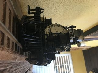 Accucraft Trains - D&RGW K28 1:20.  3 Scale,  Live Steam,  Coal 3