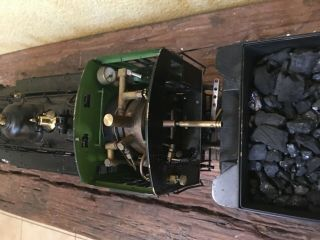 Accucraft Trains - D&RGW K28 1:20.  3 Scale,  Live Steam,  Coal 5