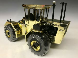 Toy Farmer 40th Anniversary Gold 1:16 Allis Chalmers 440 4wd