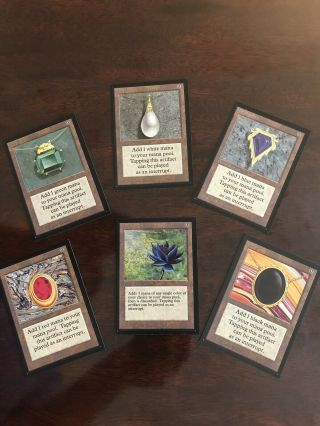 Magic The Gathering Collectors Edition Set