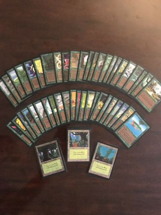 Magic the Gathering Collectors Edition Set 8
