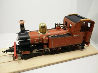 Accucraft Peveril 6 Isle Of Man Iom Electric 2 - 4 - 0t G Gauge