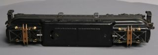 Lionel 2332 Pennsylvania Powered GG - 1 Electric Locomotive - Early Black Version 10