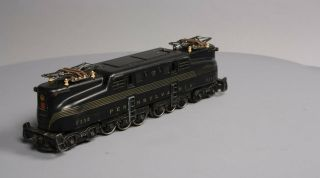 Lionel 2332 Pennsylvania Powered GG - 1 Electric Locomotive - Early Black Version 5