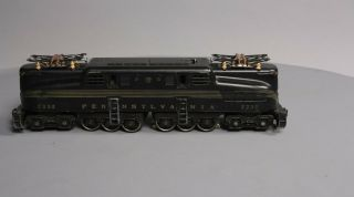 Lionel 2332 Pennsylvania Powered GG - 1 Electric Locomotive - Early Black Version 6