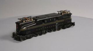 Lionel 2332 Pennsylvania Powered GG - 1 Electric Locomotive - Early Black Version 9